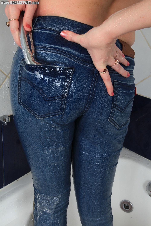 Sex In Wet Jeans 114